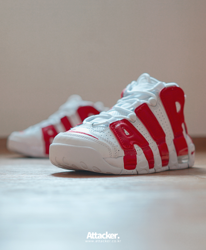20160608 nike air more uptempo white red (12)