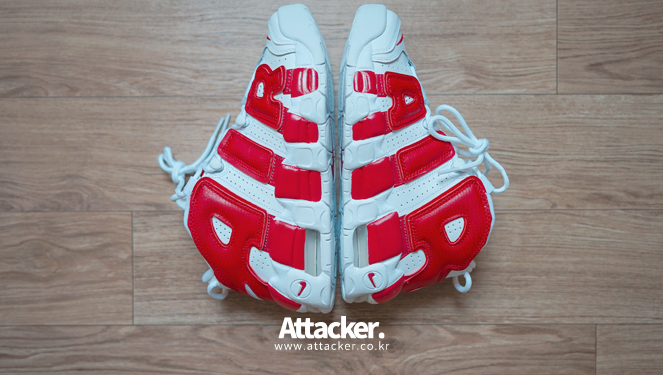 20160608 nike air more uptempo white red (4)