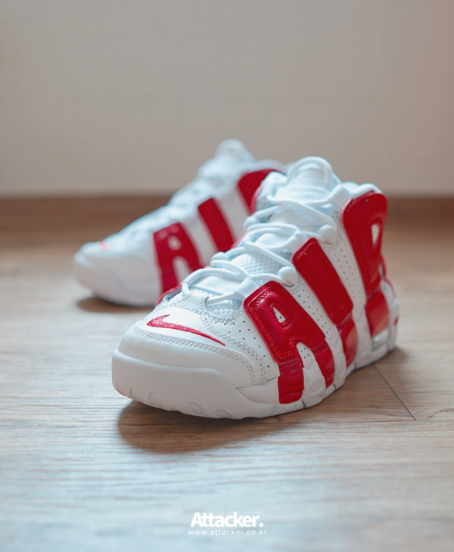 20160608 nike air more uptempo white red (7)
