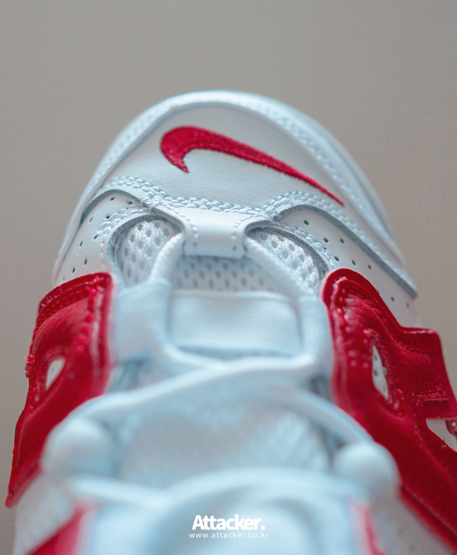 20160608 nike air more uptempo white red (8)